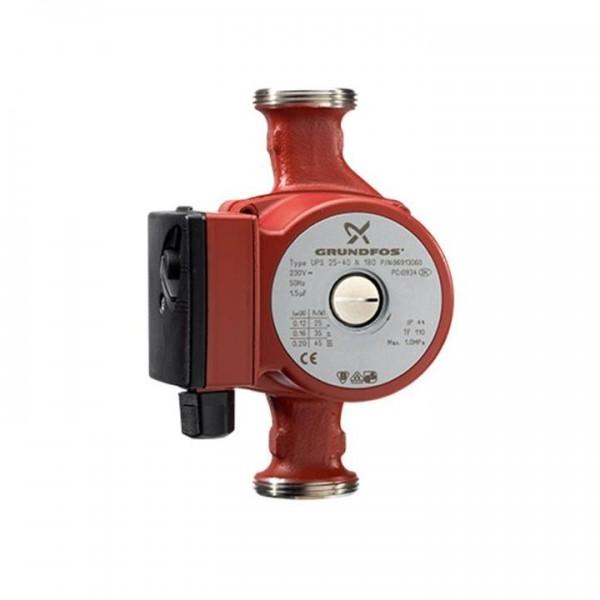 Grundfos UPS 25-40 N Trinkwasser Zirkulationspumpe 180 mm 96913060