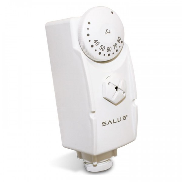 Salus AT10 Rohranlegethermostat 114100