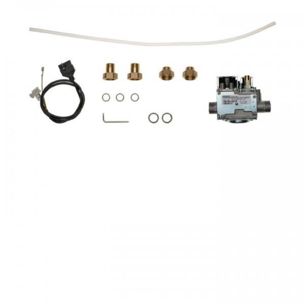 Brötje Gasventil Siemens VGU 8 Umbausatz für WGB2N, WGB-KN, WBS und WBC 638364