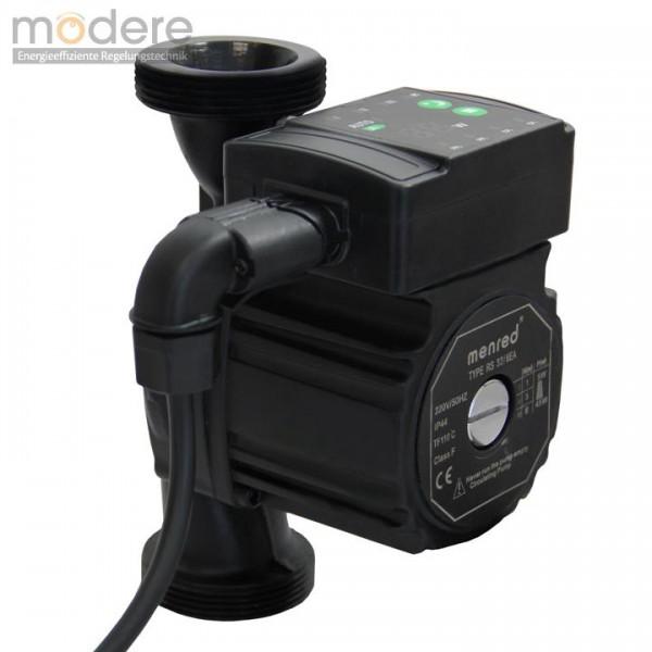 Menred hocheffiziente Umwälzpumpe 180mm RS 32/6 EA Energiesparpumpe Hocheffizienzpumpe