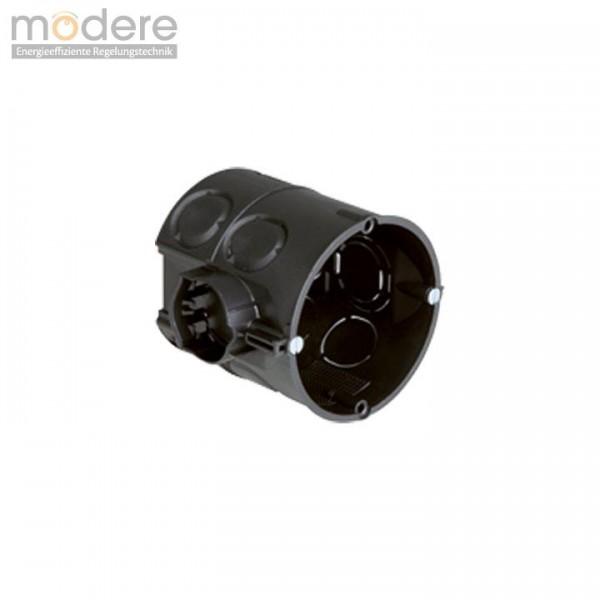 25 x KAISER 1556-04 Gerätedose Unterputz tief 60 / 66 mm mit Geräteschrauben