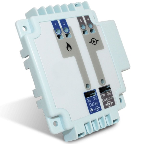 Salus PL07 Pumpenlogikmodul 230 Volt 132131 mit Pumpenschutzfunktion