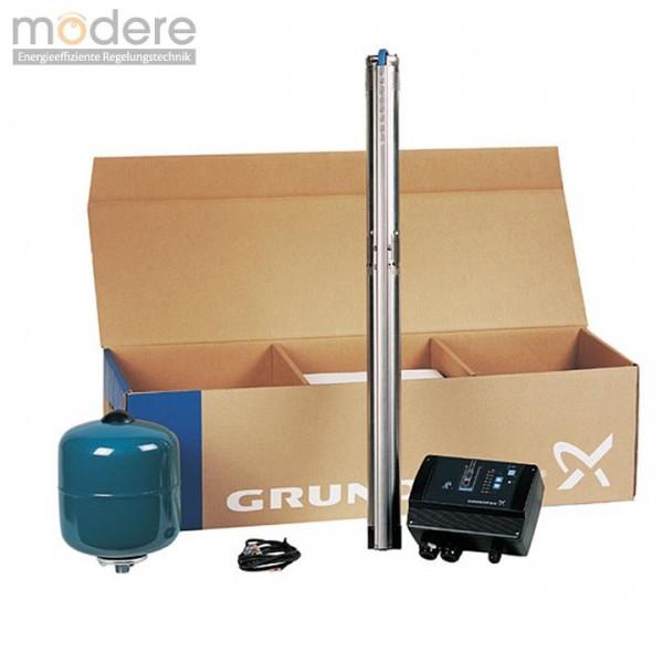 Grundfos Konstantdruck-Wasservers.-Paket 96524501 inkl. Pumpe SQE 3-65, MAG und Zubehör