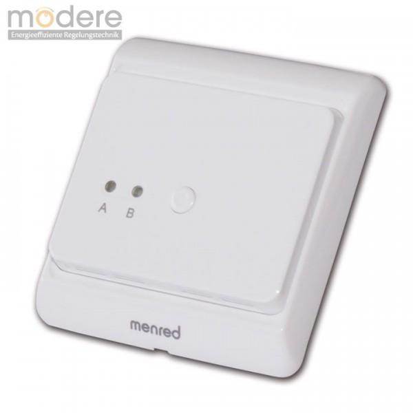 Menred E-16 Modul zur Leistungserweiterung max. 16 A Unterputz