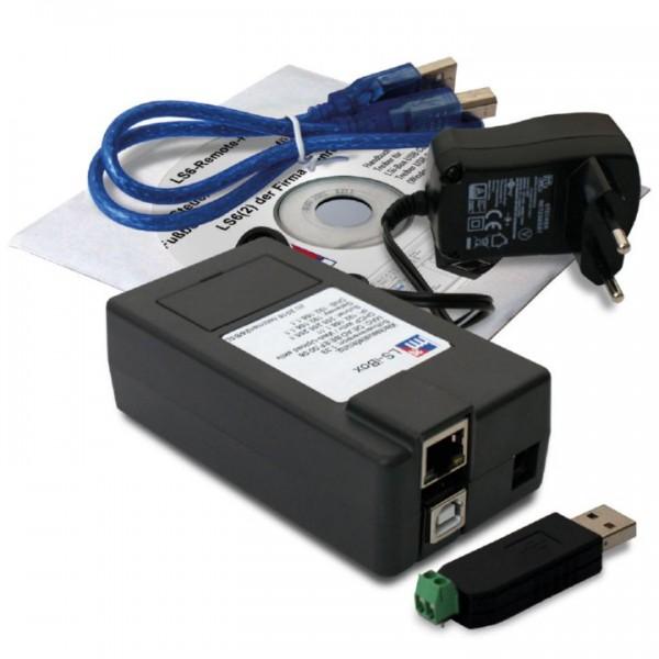 LS6-Remote-Kit AIO für menred LS6-BOX-6(2) Regelklemmleiste